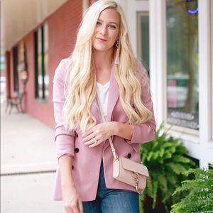 Pink Storets Blazer